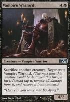 2014 Core Set Foil: Vampire Warlord