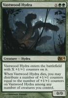 2014 Core Set: Vastwood Hydra