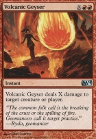 2014 Core Set: Volcanic Geyser
