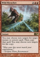 2014 Core Set: Wild Ricochet