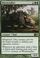 2014 Core Set Foil: Witchstalker