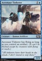 2015 Core Set Foil: Aeronaut Tinkerer