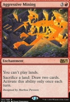 2015 Core Set: Aggressive Mining