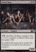 2015 Core Set: Blood Host
