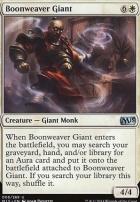 2015 Core Set: Boonweaver Giant