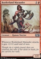 2015 Core Set: Borderland Marauder