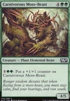 2015 Core Set: Carnivorous Moss-Beast