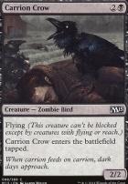 2015 Core Set Foil: Carrion Crow
