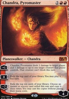 2015 Core Set: Chandra, Pyromaster