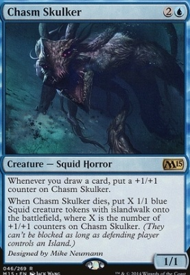 2015 Core Set: Chasm Skulker