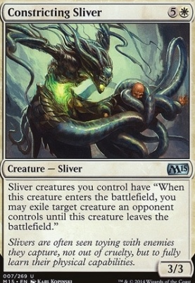 2015 Core Set: Constricting Sliver