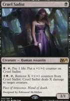 2015 Core Set: Cruel Sadist