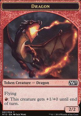 2015 Core Set: Dragon Token
