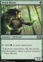 2015 Core Set: Elvish Mystic