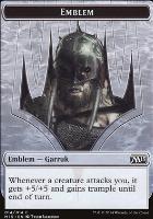 2015 Core Set: Emblem (Garruk, Apex Predator)