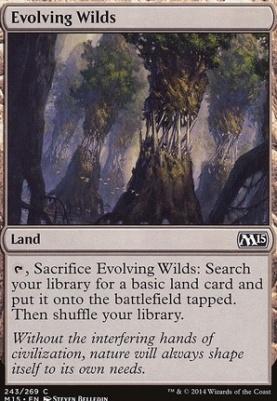 2015 Core Set: Evolving Wilds