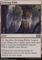 2015 Core Set: Evolving Wilds