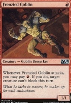 2015 Core Set: Frenzied Goblin