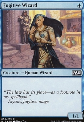 2015 Core Set: Fugitive Wizard