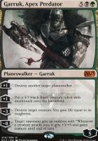 2015 Core Set: Garruk, Apex Predator