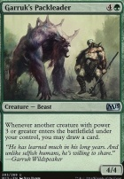 2015 Core Set: Garruk's Packleader