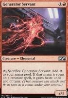 2015 Core Set: Generator Servant