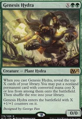 2015 Core Set: Genesis Hydra