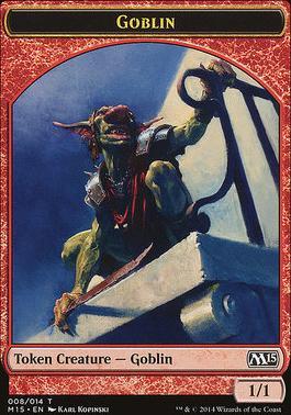 2015 Core Set: Goblin Token