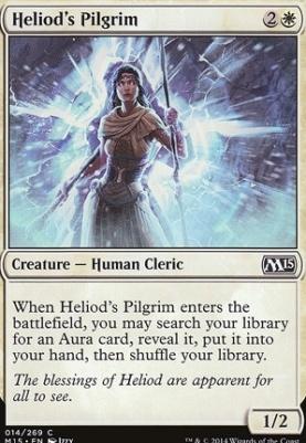 2015 Core Set: Heliod's Pilgrim