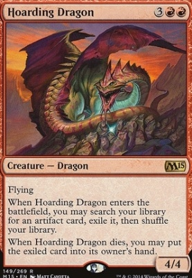 2015 Core Set: Hoarding Dragon