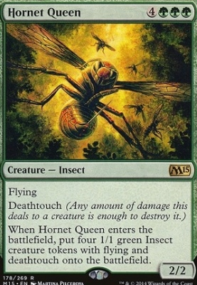 2015 Core Set: Hornet Queen