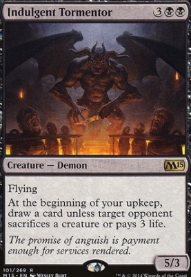 2015 Core Set Foil: Indulgent Tormentor