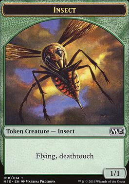 2015 Core Set: Insect Token