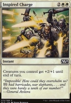 2015 Core Set: Inspired Charge