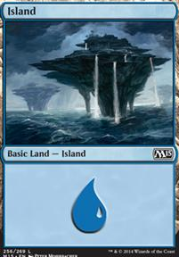 2015 Core Set: Island (256 C)