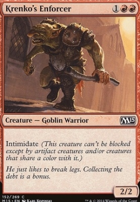 Krenko's Enforcer | 2015 Core Set | Modern | Card Kingdom