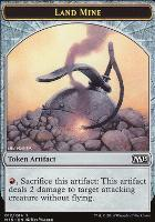 2015 Core Set: Land Mine Token