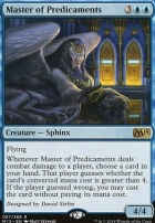 2015 Core Set Foil: Master of Predicaments