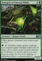 2015 Core Set: Paragon of Eternal Wilds