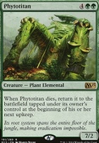 2015 Core Set: Phytotitan