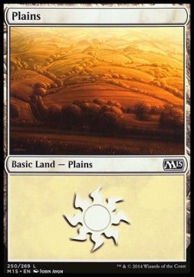 2015 Core Set: Plains (250 A)