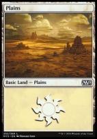 2015 Core Set: Plains (252 C)