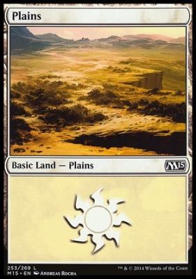 2015 Core Set: Plains (253 D)