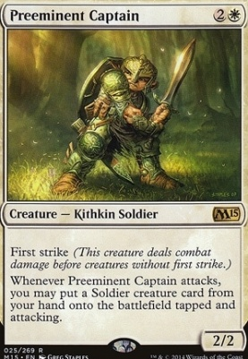2015 Core Set: Preeminent Captain
