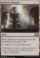 2015 Core Set: Radiant Fountain