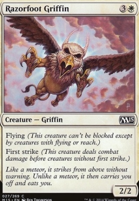 2015 Core Set: Razorfoot Griffin