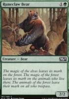 2015 Core Set: Runeclaw Bear