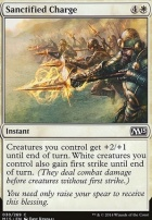 2015 Core Set: Sanctified Charge