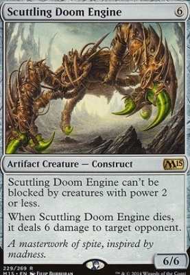 2015 Core Set: Scuttling Doom Engine