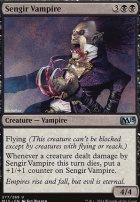 2015 Core Set: Sengir Vampire
